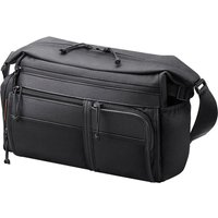 SONY LCS-PSC7 Soft System DSLR Camera Bag - Black, Black