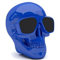 JARRE AeroSkull XS Portable Wireless Speaker - Blue, Blue