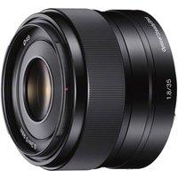 SONY E 35 mm f/1.8 OSS Standard Prime Lens