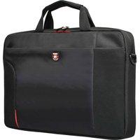 PORT DESIGNS Houston 17 Laptop Case - Black, Black