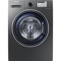 SAMSUNG WW70J5555FC/EU 7 kg 1400 Spin Washing Machine - Graphite, Graphite