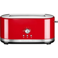 Buy KITCHENAID 5KMT4116BER 2-Slice Toaster - Red, Red - Currys