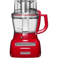 KITCHENAID 5KFP1335BER Food Processor - Empire Red, Red.