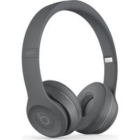 BEATS Solo 3 Neighbourhood Wireless Bluetooth Headphones - Asphalt Grey, Grey