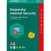 KASPERSKY Internet Security 2018 - 1 year for 3 devices