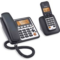 Click to view product details and reviews for Binatone Concept Combo 3525 Corded Phone With Cordless Handset.