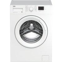 BEKO WTB840E1W 8 kg 1400 Spin Washing Machine - White, White