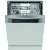 MIELE G 7315 SCi XXL Full-size Semi-Integrated WiFi-enabled Dishwasher