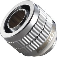 Glacier 13 10 mm Compression Fitting   Mirror Chrome