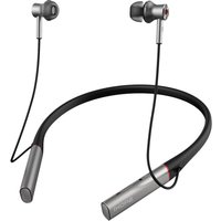 1MORE Dual Driver BT ANC Wireless Bluetooth Noise-Cancelling Earphones - Silver, Silver