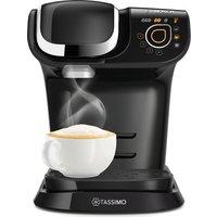 TASSIMO by Bosch My Way TAS6502GB Coffee Machine - Black, Black