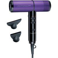 GLAMORISER Lightspeed Zero GLA050 Hair Dryer - Purple, Purple