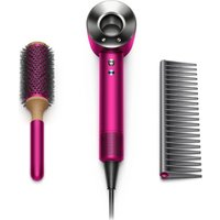 DYSON Supersonic Hair Dryer Set - Iron & Fuchsia, Fuchsia