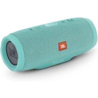 JBL Charge 3 Portable Wireless Speaker - Teal, Teal