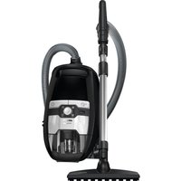 MIELE Blizzard CX1 Parquet PowerLine Cylinder Bagless Vacuum Cleaner - Black, Black