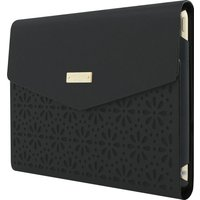 KATE SPADE New York Leather iPad mini 4 Envelope Folio Case - Black, Black