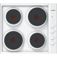 BOSCH PEE682CA1 Electric Solid Plate Hob