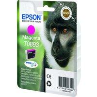 EPSON Monkey T0893 Magenta Ink Cartridge, Magenta