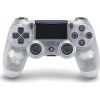 SONY Dualshock 4 Crystal Wireless Controller - Silver