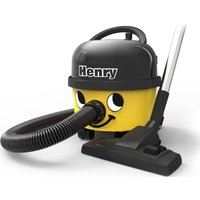 NUMATIC Henry HVR160 Cylinder Vacuum Cleaner - Yellow, Yellow