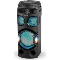 Sony Mhc-v71d Bluetooth Megasound Party Hi-fi System - Black, Black