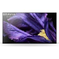55 Bravia Kd55af9bu Smart 4k Ultra Hd Hdr Oled Tv, Gold