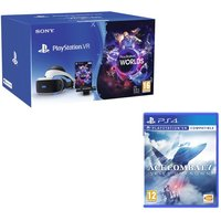 SONY PlayStation VR Starter Pack & Ace Combat 7 Bundle, White