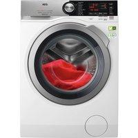 AEG AutoDose 8000 Series L8FEC966CA WiFi-enabled 9 kg 1600 Spin Washing Machine - White, White