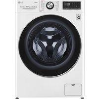FWV917WTS WiFi-enabled 10.5 kg Washer Dryer - White, White