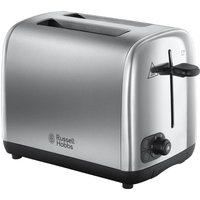 24081 2-Slice Toaster - Brushed Stainless Steel, Stainless Steel
