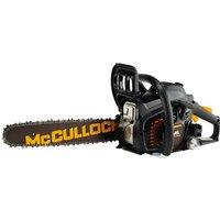 MCCULLOCH CS 35S Petrol Chainsaw - Black, Petrol