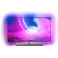 """65"""" PHILIPS Ambilight 65OLED935/12 Smart 4K Ultra HD HDR OLED TV with Google Assistant"""