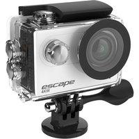 KITVISION Escape 4K Ultra HD Action Camera - Silver & Black, Silver