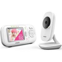 VTECH VM2251 Video Baby Monitor - White, White