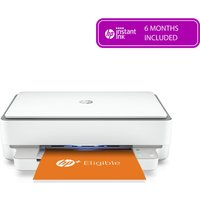 HP ENVY 6030e All-in-One Wireless Inkjet Printer with HP Plus