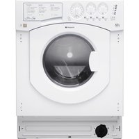 HOTPOINT BHWD129/1 Integrated Washer Dryer