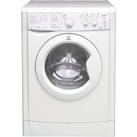 Indesit Iwdc6143 Washer Dryer - White, White at Currys Electrical Store