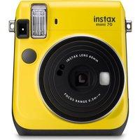 INSTAX Mini 70 Instant Camera - Yellow