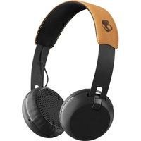 SKULLCANDY Grind S5GBW-J543 Wireless Bluetooth Headphones - Black, Black