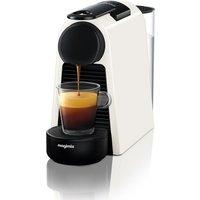 NESPRESSO by Magimix Essenza Mini Coffee Machine - Pure White, White