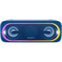SONY EXTRA BASS SRS-XB40 Portable Bluetooth Wireless Speaker - Blue, Blue