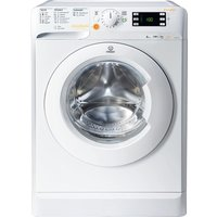 INDESIT XWDE 751480X W 7 kg Washer Dryer - White, White