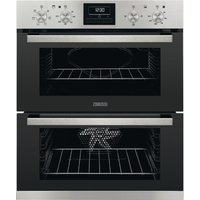 ZANUSSI ZOF35661XK Electric Double Oven - Stainless Steel, Stainless Steel