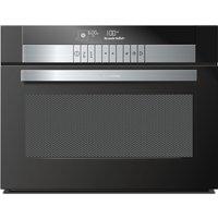 GRUNDIG GEKW47000B Electric Oven - Black, Black