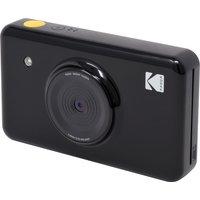 Kodak Mini Shot KODMSB Instant Camera - Black, Black