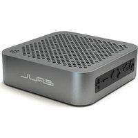 JLAB AUDIO Crasher Slim Portable Bluetooth Speaker - Gunmetal Grey, Grey