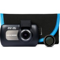 NEXTBASE 212 Lite Dash Cam with Carry Case & Polarising Lens Bundle - Black, Black sale image