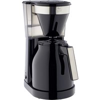 Easy Top Therm II Filter Coffee Machine - Black, Black