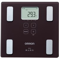 OMRON BF214 Electronic Scales - Brown, Brown