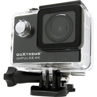GOXTREME Impulse 4K Ultra HD Action Camera - Black, Black